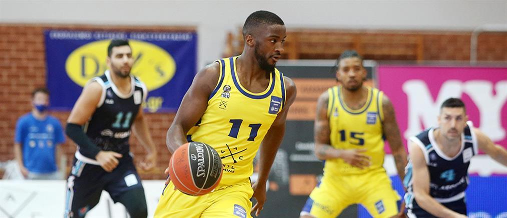 Basket League - Play off: πήρε προβάδισμα το Λαύριο