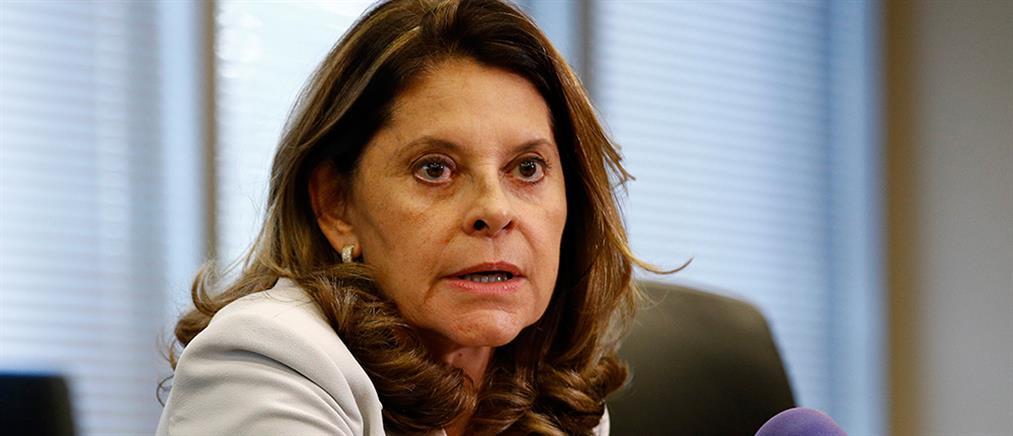 Κολομβία: Αδελφός της αντιπροέδρου είχε φυλακιστεί στις ΗΠΑ για εμπορία ναρκωτικών