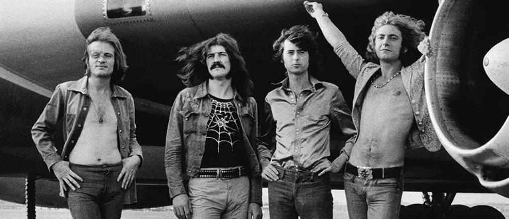 Στο πλευρό των Led Zeppelin το Υπουργείο Δικαιοσύνης των ΗΠΑ