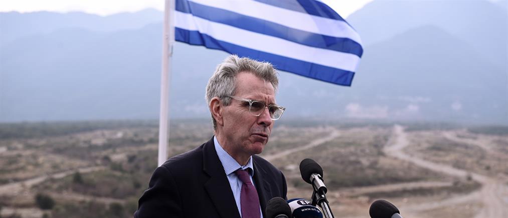 Πάιατ: στο καλύτερο επίπεδο όλων των εποχών η αμυντική σχέση Ελλάδας – ΗΠΑ