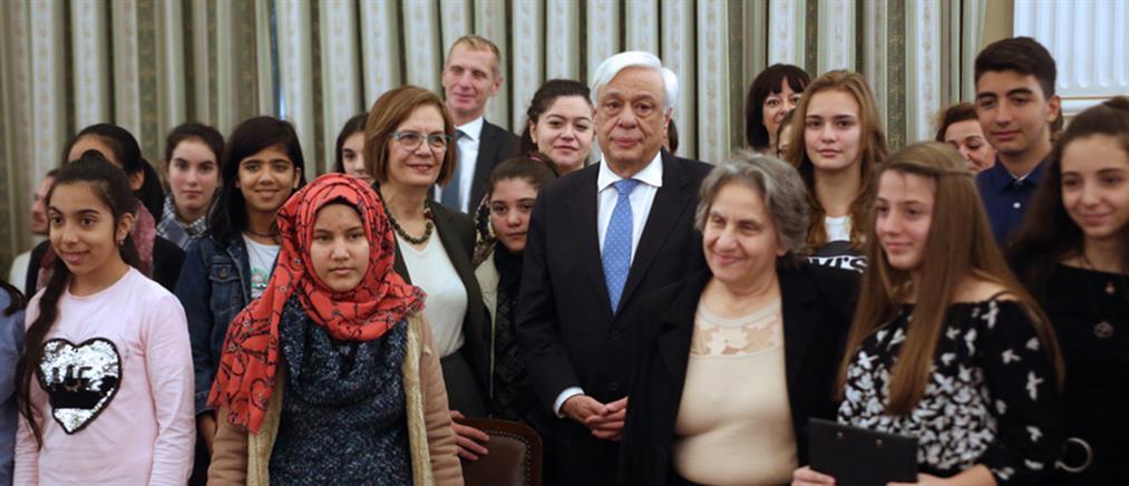 Παυλόπουλος: Ζήτημα πολιτισμού η Παγκόσμια Ημέρα Δικαιωμάτων του Παιδιού