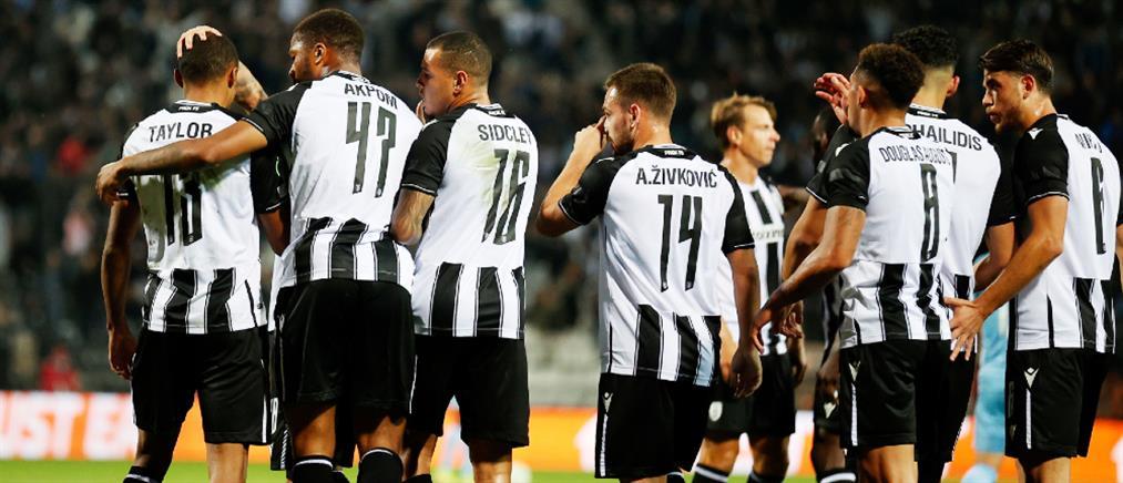 Conference League – ΠΑΟΚ: με απουσίες στη Δανία