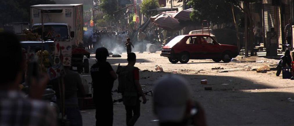 Αιματηρά επεισόδια στο Κάιρο