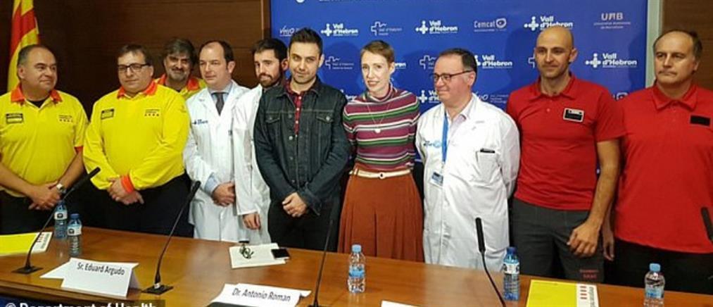 Γυναίκα επανήλθε έπειτα από καρδιακή ανακοπή έξι ωρών (βίντεο)