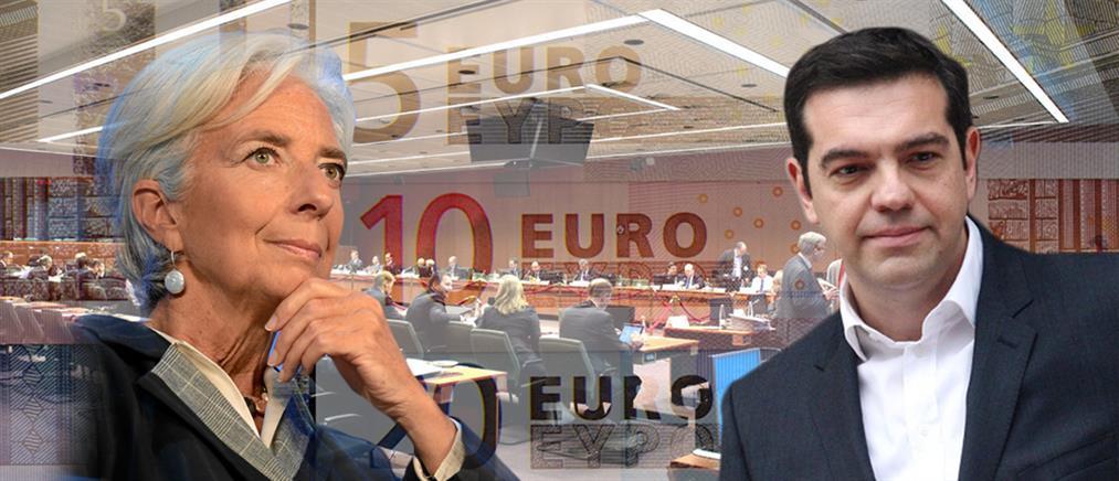 ΔΝΤ: αναγκαίες νέες παρεμβάσεις για το χρέος μετά το 2038