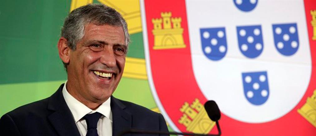 Κορυφαίος προπονητής του κόσμου ο Φερνάντο Σάντος