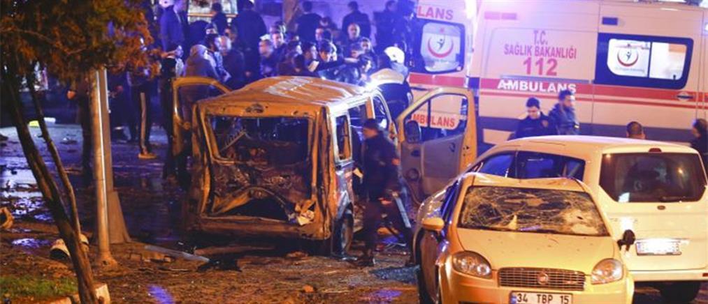 Ανάληψη ευθύνης για το μακελειό στην Κωνσταντινούπολη
