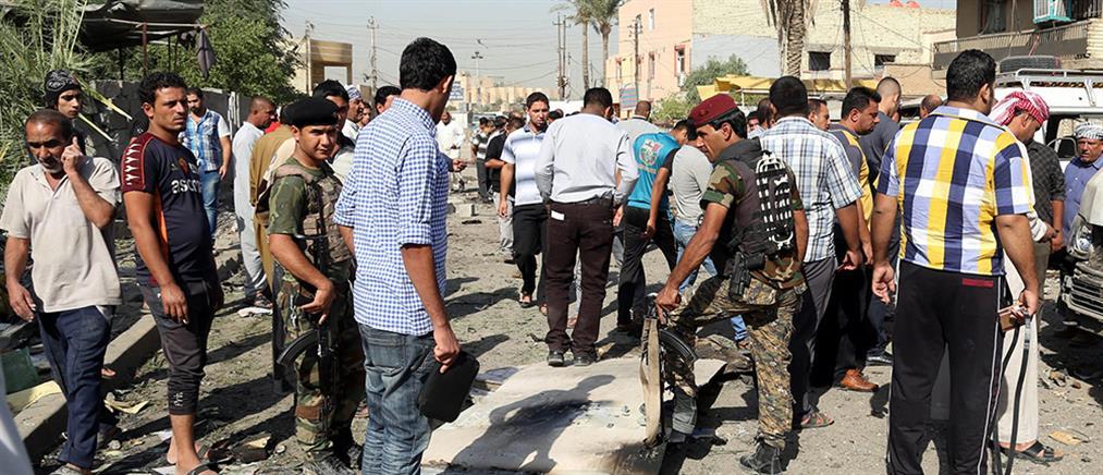 Καμικάζι έσπειραν το θάνατο στο Ιράκ