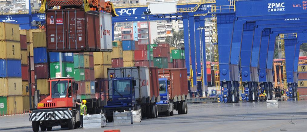 ΠΣΕ: Εμφατική ανάκαμψη εισαγωγών και εξαγωγών