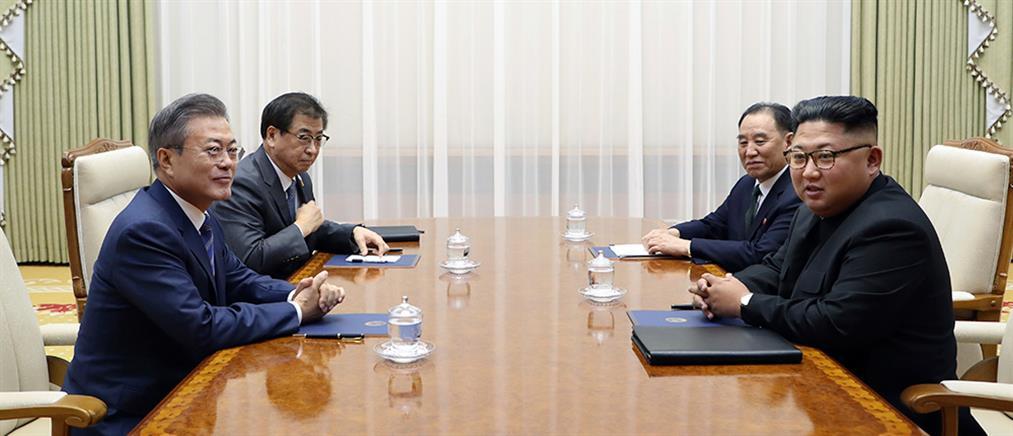 Κορέα: Σε βελτίωση των σχέσεων με τη Βόρεια στοχεύει η Νότια