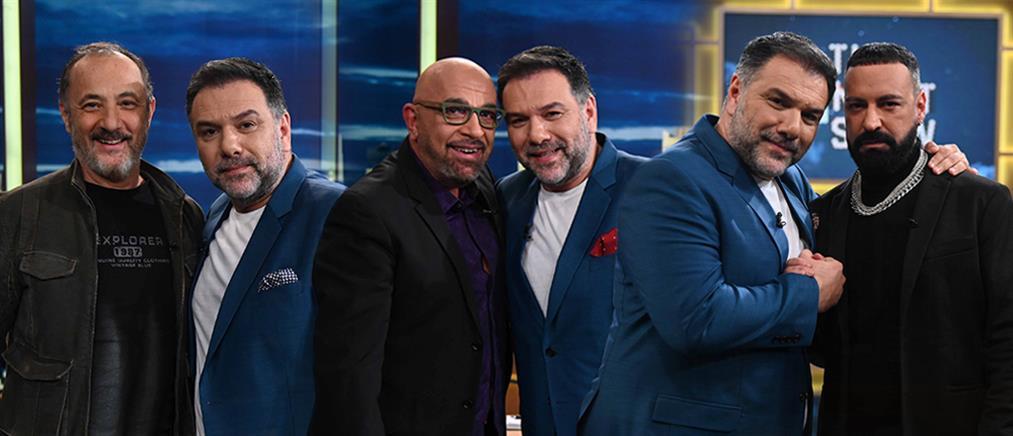 """""""The 2Night Show"""" με δημοφιλείς καλεσμένους την Πέμπτη (εικόνες)"""