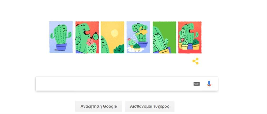 Ημέρα του Πατέρα 2017: Αφιερωμένο στον πατέρα το Doodle της Google