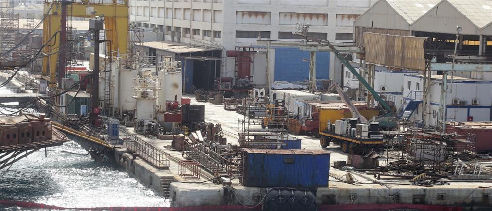 """Πάιατ: """"Ύμνοι"""" για το διεθνές κέντρο θαλάσσιας τεχνολογίας και καινοτομίας στη Σύρο"""