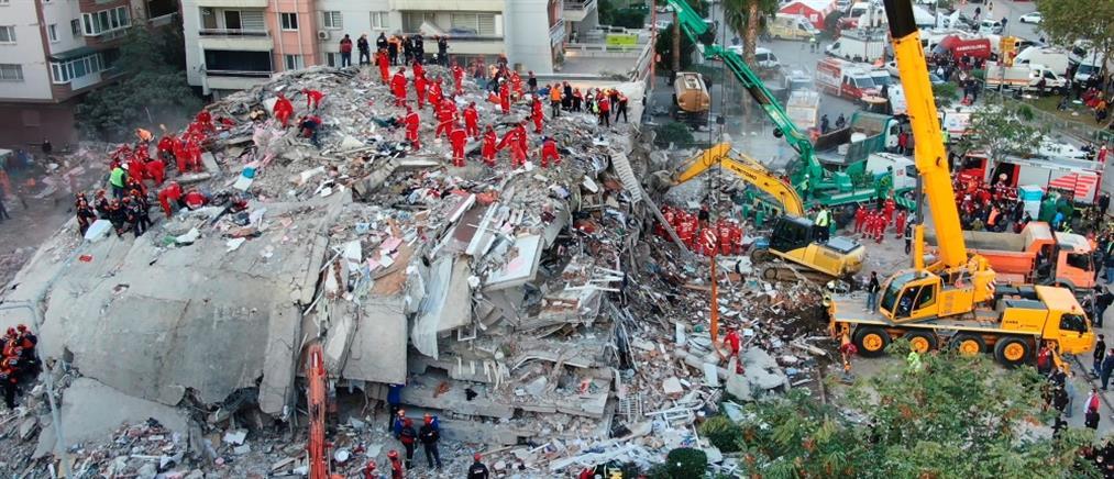 Τουρκία - Σεισμός: σβήνουν οι ελπίδες στα χαλάσματα