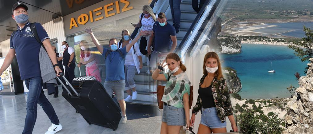 """Το μεγάλο """"στοίχημα"""" του Τουρισμού: Η Ελλάδα άνοιξε τις """"πύλες"""" της"""