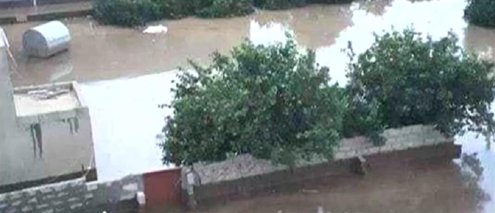 Δεκάδες νεκροί από τις πλημμύρες στο Ιράκ (βίντεο)