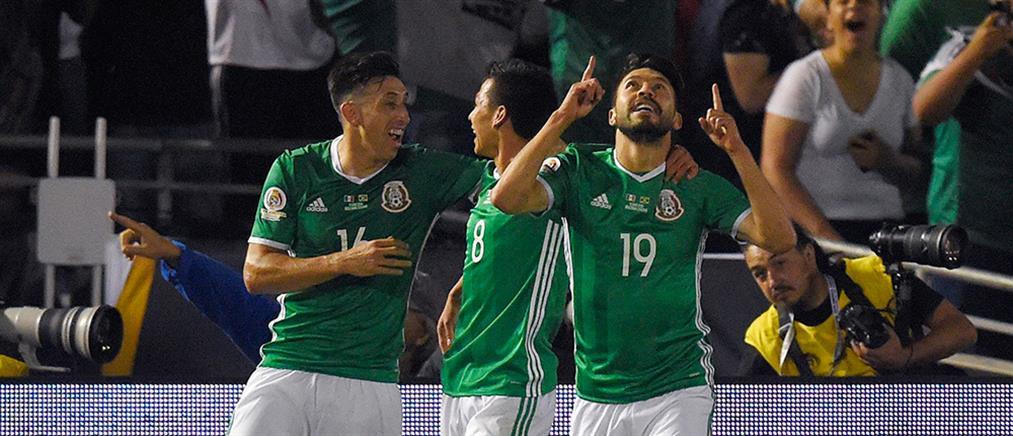 Copa America: Προκρίθηκαν Μεξικό και Βενεζουέλα
