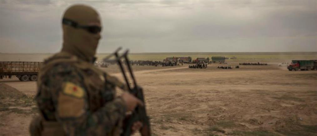 Μαχητής του ISIS στα χέρια της Αντιτρομοκρατικής