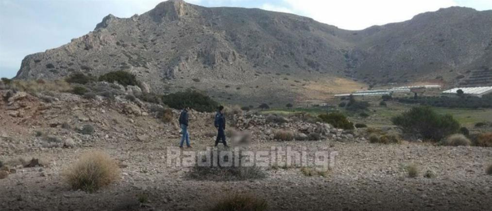 Φρίκη: Κυνηγός βρήκε διαμελισμένο πτώμα γυναίκας στην Σητεία