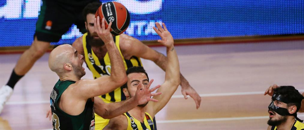 Ο Παναθηναϊκός νίκησε τη Φενερμπαχτσέ σε αγώνα για… γερά νεύρα
