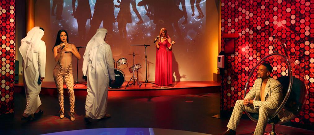Μαντάμ Τισό - Ντουμπάι: το πρώτο μουσείο στον αραβικό κόσμο