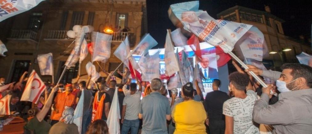 Κύπρος: Νίκη Τατάρ στα Κατεχόμενα
