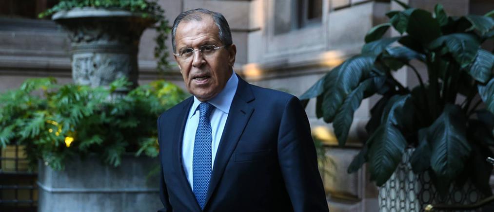 Λαβρόφ: Ρωσία και Τουρκία δεν κάμπτονται από κανέναν