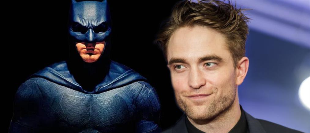 """Batman"": ο Ρόμπερτ Πάτινσον φόρεσε πάλι την στολή του"