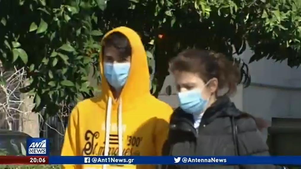 Σε «εγρήγορση» μικροί και μεγάλη για την έξαρση της επιδημίας γρίπης