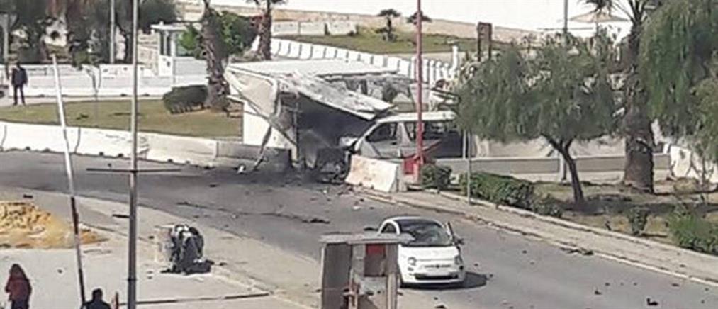 Τυνησία: Επίθεση καμικάζι στην Πρεσβεία των ΗΠΑ