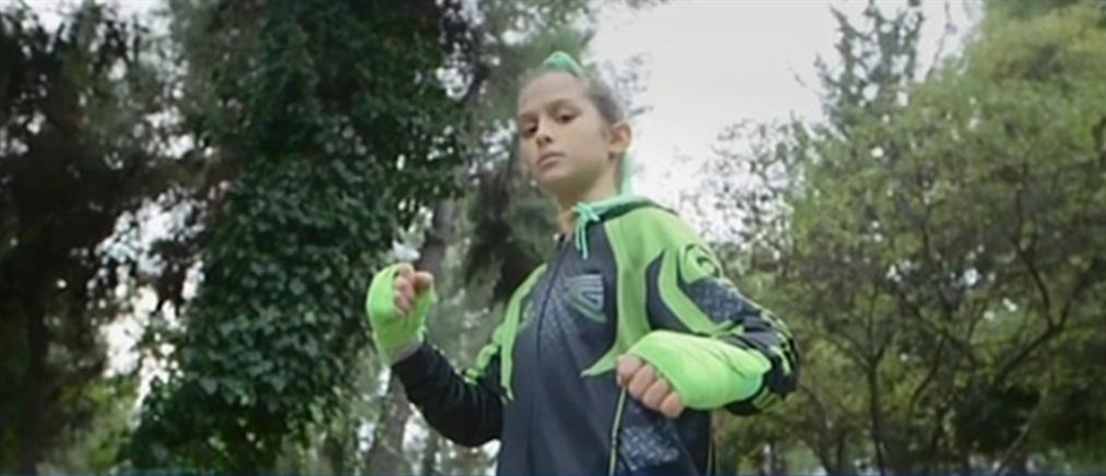 VICE: μία 12χρονη μποξέρ σκορπάει τον τρόμο στα ρινγκ (βίντεο)