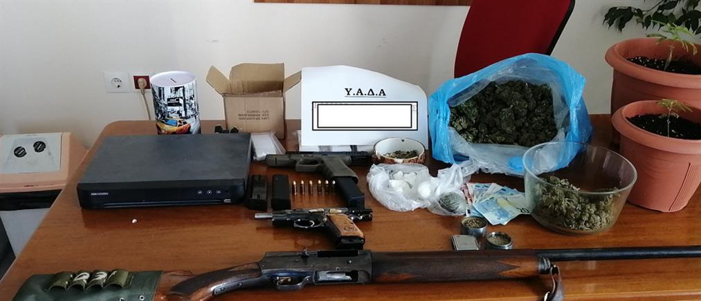 """""""Λαβράκια"""" από μεγάλη αστυνομική επιχείρηση στην Αττική (εικόνες)"""