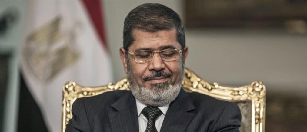 Πέθανε ο Μοχάμεντ Μόρσι