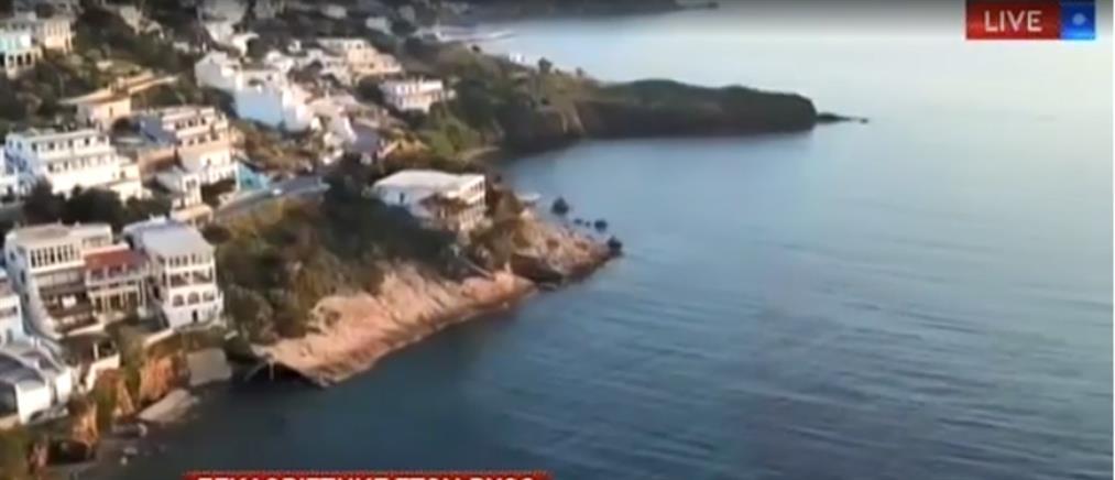 Τραγωδία στην Κάλυμνο (βίντεο)