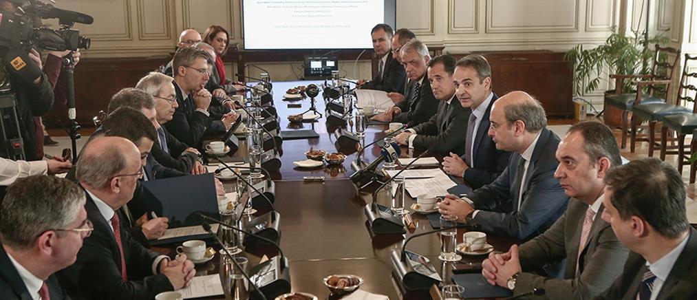 Στο ΚΥΣΟΙΠ το Σχέδιο Ανάπτυξης της ελληνικής οικονομίας