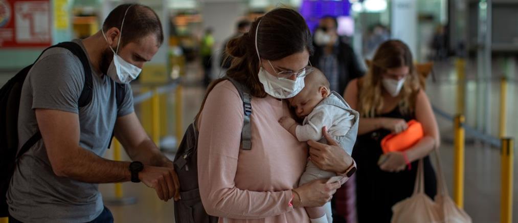 Κορονοϊός: Το 40% των ασθενών είναι ασυμπτωματικοί