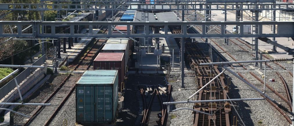 Σέρρες: Εκτροχιασμός τρένου που μετέφερε καύσιμα