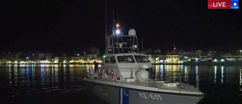 Μόνο στον ΑΝΤ1: Το σκάφος που εμβολίστηκε από τουρκική ακταιωρό (βίντεο)