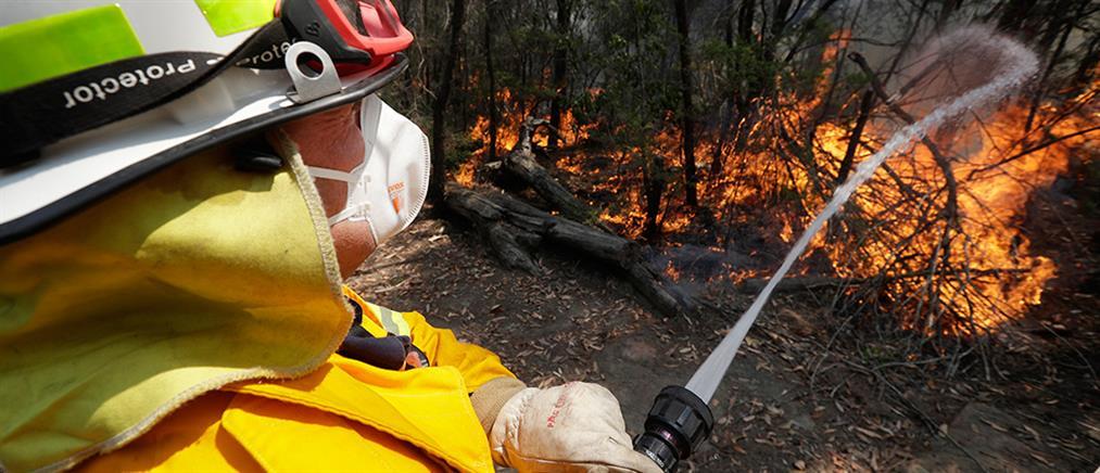 Αυστραλία: Τοξικό νέφος από τις πυρκαγιές κάλυψε την Καμπέρα (βίντεο)