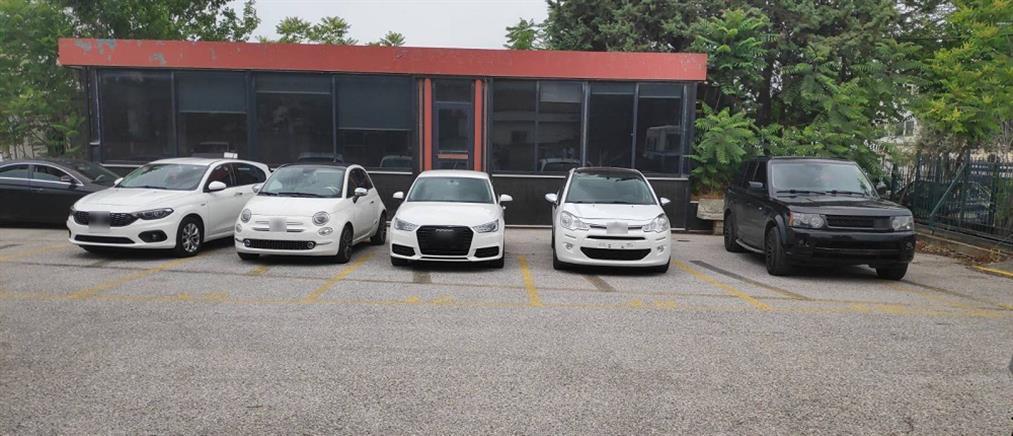 Εξαρθρώθηκε οργάνωση που έκλεβε πολυτελή αυτοκίνητα