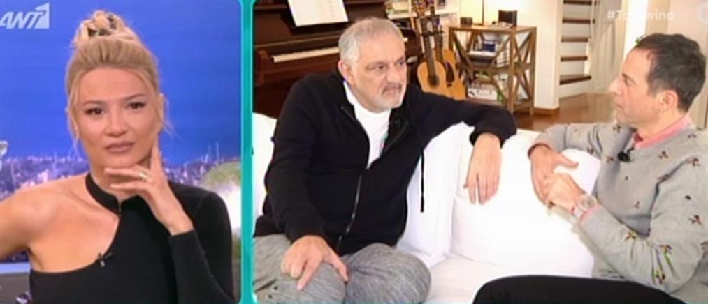 """Νίκος Πορτοκάλογλου: ο Λαυρέντης Μαχαιρίτσας είχε πάντα """"στο μυαλό του"""" τον θάνατο (βίντεο)"""