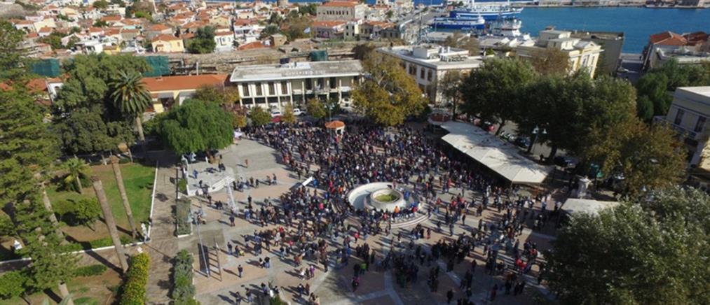 Απόβαση νησιωτών στην Αθήνα για τον ΦΠΑ