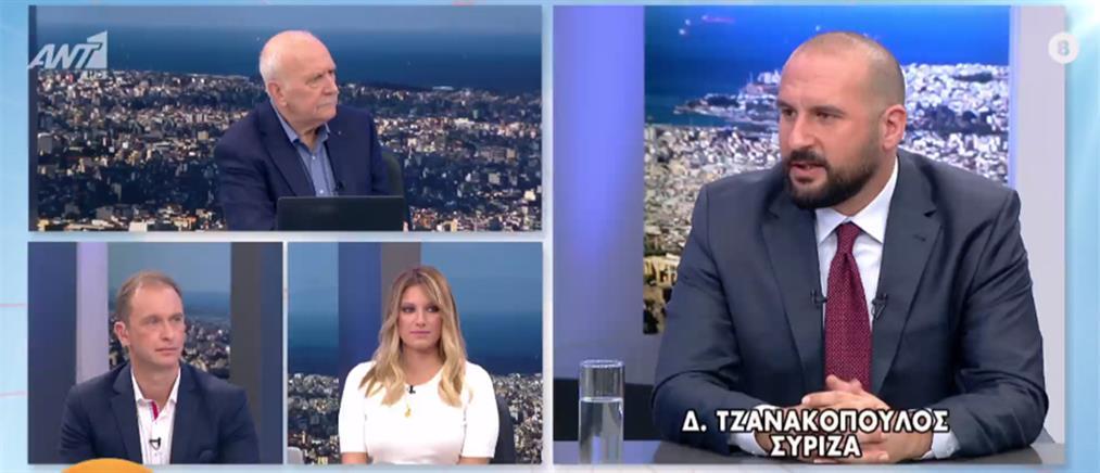 Τζανακόπουλος στον ΑΝΤ1 για την προανακριτική: Θεσμική εκτροπή η εξαίρεση (βίντεο)