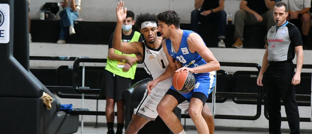 Basket League: Φουριόζος ο Απόλλων Πατρών