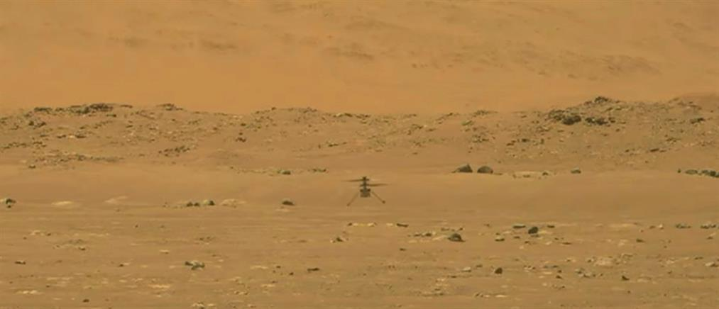 NASA – Ingenuity: Ιστορική πτήση στον Άρη (εικόνες)