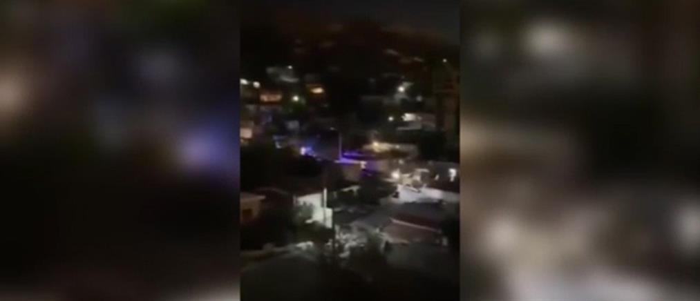 Φονική καταδίωξη στο Πέραμα: Πέντε μηχανές της ΔΙΑΣ εμβόλισαν οι δράστες (βίντεο)