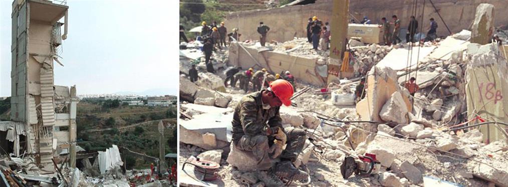 Σεισμός 1999: Τα 15 δευτερόλεπτα που σκόρπισαν τον θάνατο (εικόνες)