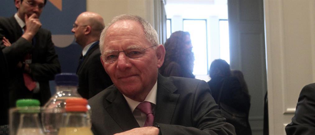 Σόιμπλε: Καμία χαλάρωση των δημοσιονομικών κανόνων