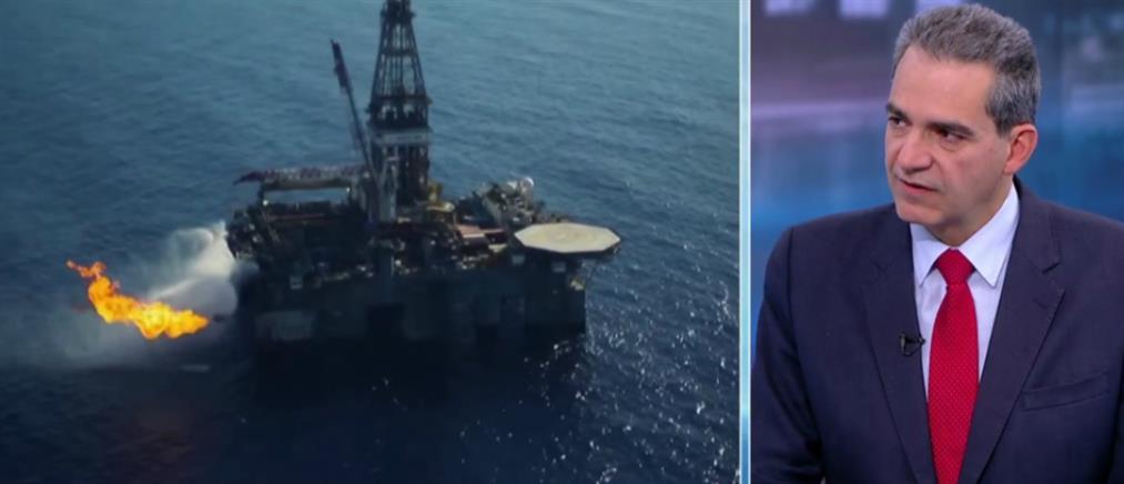 """Συρίγος στον ΑΝΤ1: γιατί η Τουρκία """"στοχεύει"""" το τεμάχιο 8 της κυπριακής ΑΟΖ (βίντεο)"""