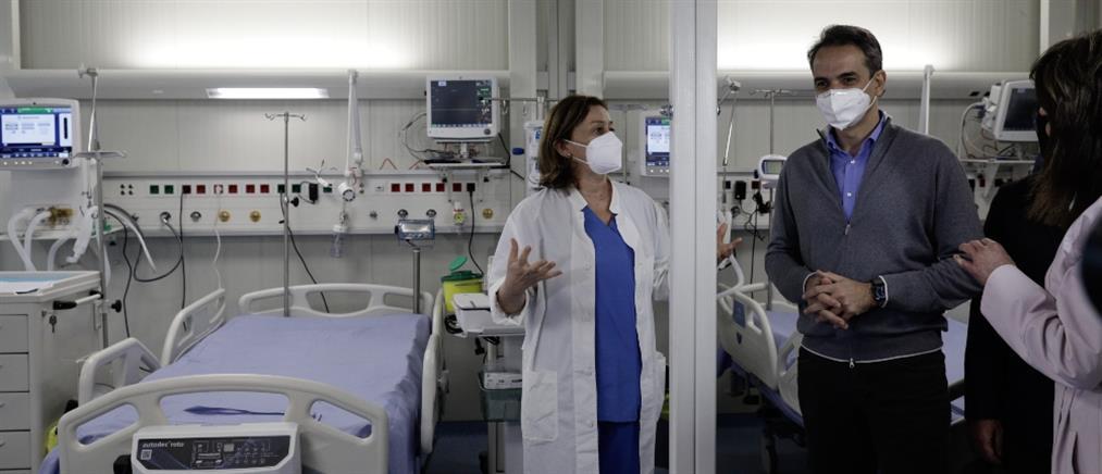 Έκκληση Μητσοτάκη για εμβολιασμό κατά του κορονοϊού